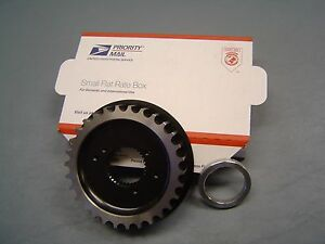 Sportster 30 Tooth Front Transmission Pulley 1991- 2003  30T Harley 30TS-1