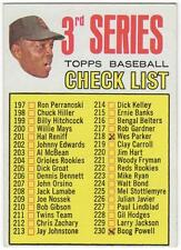 1967 Topps  #191    WILLIE MAYS   S.F. GIANTS   THIRD SERIES    EX to EX+