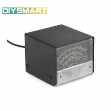 External S /SWR/Power Meter for Yaesu FT-857/FT-897 Metal Case Cover AU