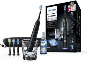 Philips Sonicare DiamondClean Smart HX9924/13 Elektrische Zahnbürste - Schwarz