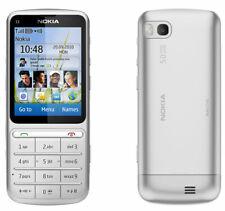 Totalmente Nuevo Teléfono DESBLOQUEADO NOKIA C3-01 - Bluetooth-Cámara 5MP - 3G-Wifi