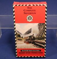 The Complete Silverton D&RG Narrow G. / Sunday River Productions VHS Video Tape