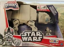 Star Wars Playskool Galactic Heroes Exclusive TRU Toy R Us Imperial AT-AT Walker