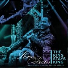 ROMEO SANTOS - THE KING STAYS KING - SOLD OUT AT MADISON SQUARED CD+DVD [CD]