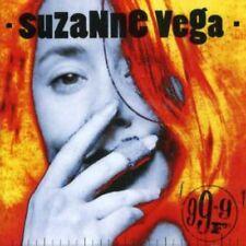 Suzanne Vega / 99.9 F **NEW** CD