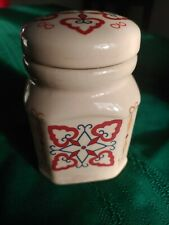 New listing Pier 1 Canister Jar with lid