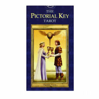 The Pictorial Key Tarot English Russian Edition 78 Cards Deck Standart