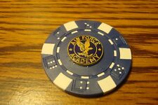 AIR FORCE ACADEMY Falcon Poker Chip,Golf Ball Marker,Card Guard Blue/White