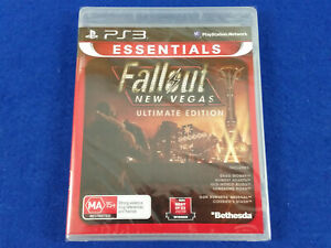 ps3 FALLOUT VEGAS ULTIMATE EDITION New & Sealed PAL