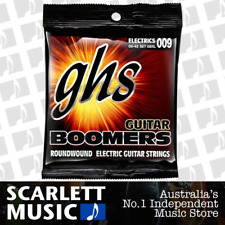 GHS GB-XL Boomers 9-42 Electric Guitar Strings Extra Light