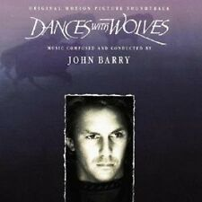 "JOHN BARRY ""DANCES WITH WOLVES"" CD OST NEU"