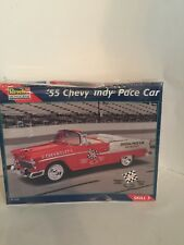 SEALED 1997 REVELL/MONOGRAM Model '55 CHEVY INDY PACE CAR Kit #85-2496