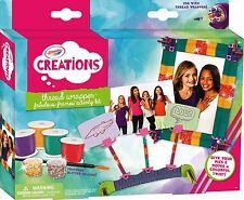 Crayola Creations - Fabulous Frames Thread Wrapper Activity Kit