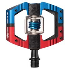 Crank Brothers Mallet E LS (Long Spindle) Pedals Enduro Ride & Race, USA Edition