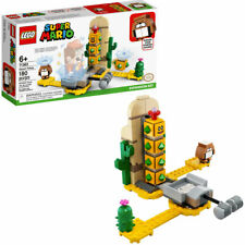 LEGO 71363 Super Mario Desert Pokey Expansion Set Age 6+ 180pcs