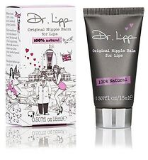 Dr Lipp Original Nipple Balm for Lips 15ml 100 Natural Lanolin Lip Moisturiser