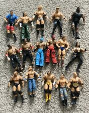 WWE Build N Brawl Lot of 16 - Cena Undertaker Batista Piper