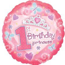Articoli Amscan compleanno bambino per feste e occasioni speciali, tema principesse