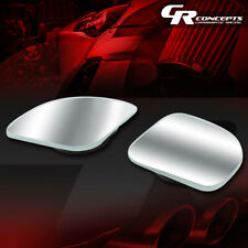 PAIR OF ADJUSTABLE CORNER STYLE STICK-ON WIDE ANGLE REAR VIEW BLIND SPOT MIRROR