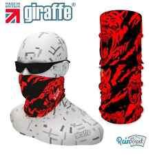G321 Wolf Balaclava Bandana Face Mask Neck Tube Scarf Snood Warmer headgear