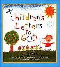 Children's Letters to God: The New Collection, Bloom, Tom,Marshall, Eric,Hample,