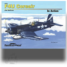 SIGNAL 10220 F4U CORSAIR IN ACTION *SC REFERENCE BOOK