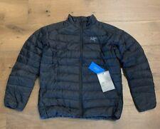 Auth NWT Arc'teryx Cerium LT Jacket - Men's Size Large, Black $349.