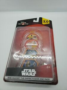 """Disney Infinity 3.0 Power Disc Pack """"STAR WARS RISE AGAINST THE EMPIRE"""" New"""