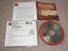 VIRGIL THOMSON - MUSIC FOR FILMS THE RIVER, PLOW THAT BROKE PLAINS & AUTUMN CD