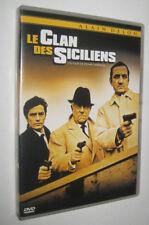 Henri Verneuil LE CLAN DES SICILIENS - 1969 - dvd import francia
