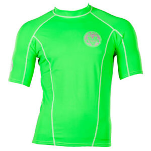 VINC Men Rashguard Grün Herren UV-Schutz Shirt Wassersport