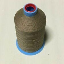 New listing Sand Beige 16 oz #69 T70 Bonded Nylon Marine Sewing Thread Guardian Microban