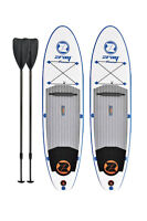 Premium Paddle Boards -2 Paddle Boards with 2 Paddles+1 kayak seat+1 pump