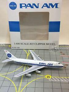 """VERY RARE AeroClassics 1:400 PAN AM Boeing 747-200 N724PA """"Clipper Fairwind"""""""