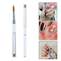 Manicure Tool Gradient Manicure Nylon Hair Ombre Painting Brush Nail Art Pen