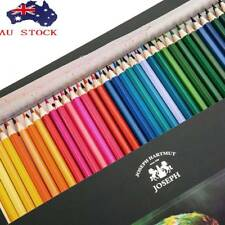 72pcs Complete Paint Drawing Colouring Set Watercolor Art Pencils Oil Pastel AU