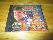 WAYNE GRETZKY'S Greatest Moments 15 of His Historical Memories Ice CD SEALED!