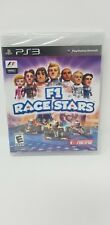 F1 Race Stars  PlayStation 3, PS3 - New Sealed - See Photos