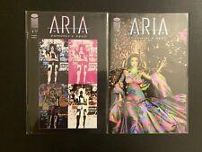 Aria Summer's Spell 1-2 High Grade Image Lot Set Run CL56-98