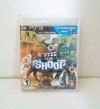 Brand New Sealed PLAYSTATION 3 Game - THE SHOOT PS3