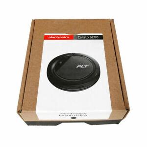 Plantronics Calisto P5200 USB-A Portable Speakerphone 210902-01 (usb-a + 3.5mm)