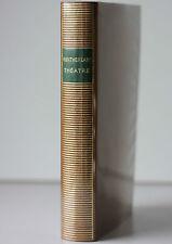 LA PLEIADE - MONTHERLANT - THÉATRE - 1 TOME - GALLIMARD 1961