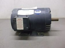 "Used ""Leeson"" Electric Motor Model C145T34DB2B"