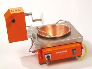 Mandelröster Mandelprofi mini 1k - Nussbrenner, 230 V für 6 kg/h MPM/1k