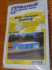 Pikestuff #541-5005 HO Multi-Purpose Building kit  Plastic