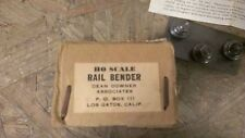 Ho Scale Vintage Rail Bender By Dean Downer Associates