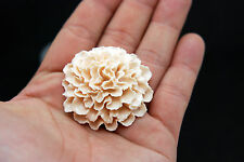 Carnation #1,Silicone Mold Fondant Chocolate Clay Soap Mould Melting Wax Resin