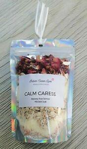 Oatmeal Milk Bath - Himalayan Rose - Calm Caress Bath Soak
