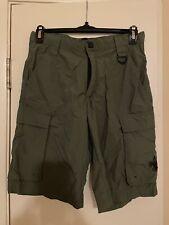 Boy Scouts of America Bsa Uniform Supplex Nylon Cargo Shorts Size Youth Xl