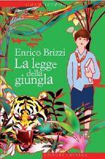 La legge della giungla - Enrico Brizzi - Libro nuovo in Offerta!